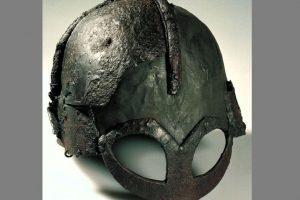 викингските шлемове