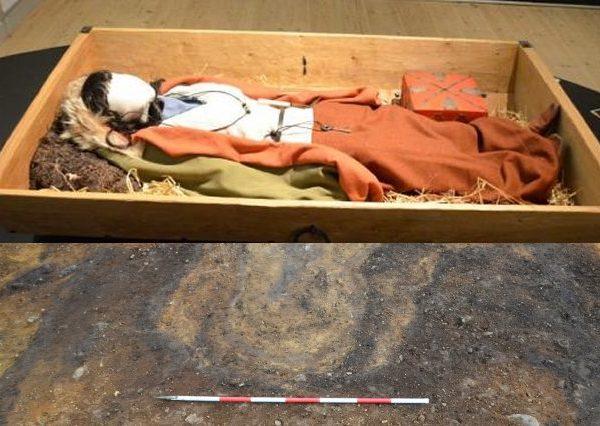викингските погребения