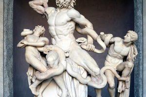 Лаокоон и синовете му