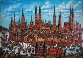 Ханзейската лига - Любек