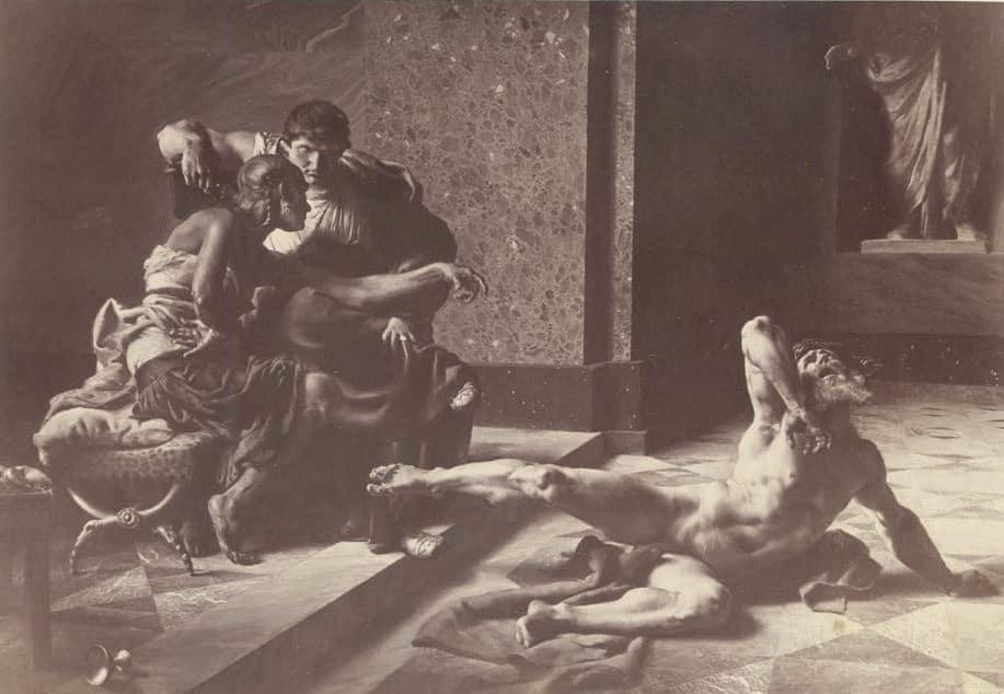 Първият сериен убиец Локуста