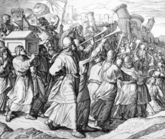 Йерихонска тръба в Библията