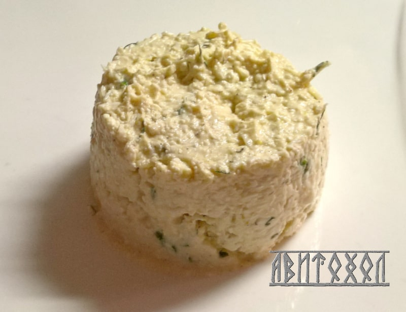 Яйчен пастет със сирене